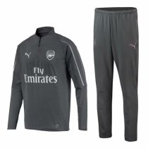 Arsenal Training Suit Gray 2018/19