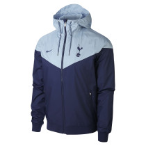 Tottenham Hospur Authentic Woven Wind-Runner Blue 2018/19