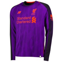 Liverpool Away Jersey Long Sleeve Men's 2018/19