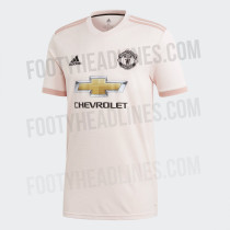 Manchester United Away Jersey Men's 2018/19