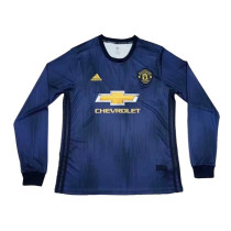 Manchester United Third Jersey Long Sleeve Men's 2018/19