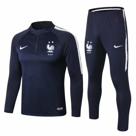 France FIFA World Cup 2018 Training Suit Royal Blue - 2-Star