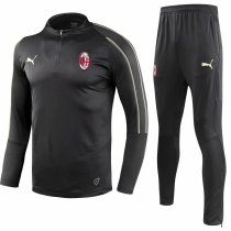 AC Milan Training Suit Black 2018/19