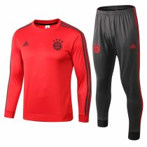 Bayern Munich Training Suit O'Neck Red 2018/19