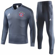 Bayern Munich Training Suit Champions League Grey 2018/19