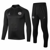 PSG x Jordan Training Suit Black 2018/19