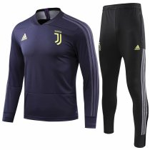 Juventus Training Suit Champions League Purple 2018/19