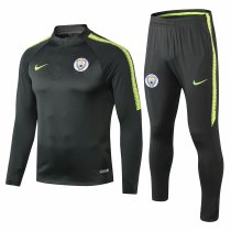 Manchester City Training Suit Green 2018/19