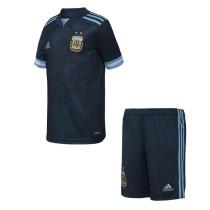 Argentina Away Jersey Kids 2020