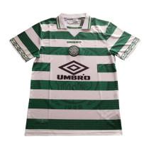 Celtic FC Retro Home Jersey Mens 1998