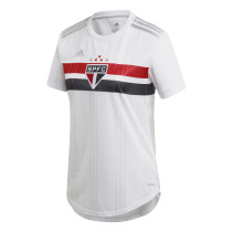 Sao Paulo FC Home Jersey Womens 2020/21