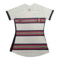 Portugal Away Jersey Womens 2020