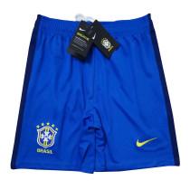 Mens Brazil Away Shorts 2021