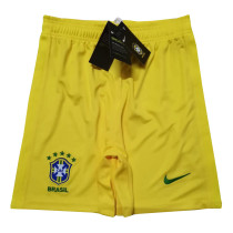 Mens Brazil Home Shorts 2021