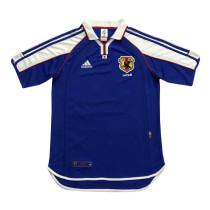 Mens Japan Retro Home Jersey 2001
