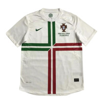 Portugal Retro Away Jersey Mens 2012
