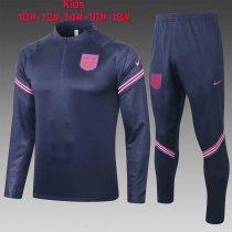 Kids England Training Suit Navy 2020/21