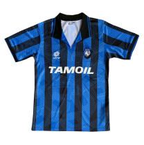Mens Atalanta B. C. Retro Home Jersey 1991