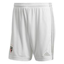 Sao Paulo FC Home Shorts Mens 2020/21