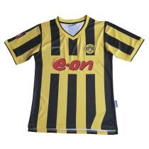 Borussia Dortmund Retro Home Jersey Mens 2000