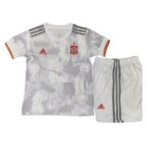 Kids Spain Away Jersey 2021