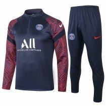 Mens PSG Training Suit Navy 2020/21