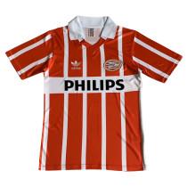 PSV Home Retro Jersey Mens 1990