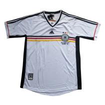 Mens Germany Retro Home Jersey 1998