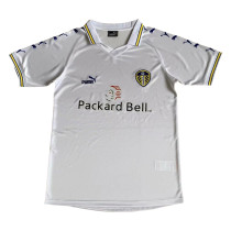 Leeds United Retro Home Jersey Mens 1999