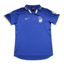 Mens Italy Retro Home Jersey 1998