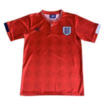 England Retro Away Jersey Mens 1989