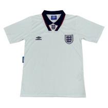 England Retro Home Jersey Mens 1994