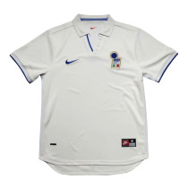 Mens Italy Retro Away Jersey 1998 World Cup