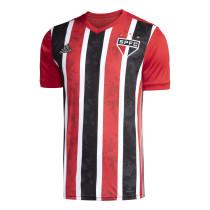 Sao Paulo FC Away Jersey Mens 2020/21
