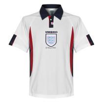 England Retro Home Jersey Mens 1998