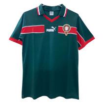 Mens Morocco Retro Home Jersey 1998