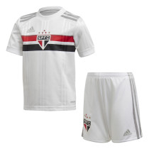 Sao Paulo FC Home Jersey Kids 2020/21