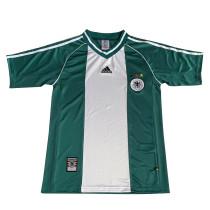 Mens Germany Retro  Away Jersey 1998