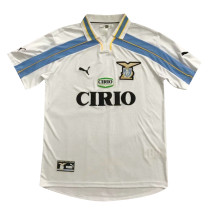 S.S. Lazio Retro Home Jersey Mens 2000/01