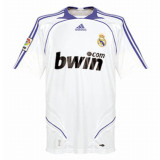 Real Madrid Retro Home Jersey Mens 2007/08