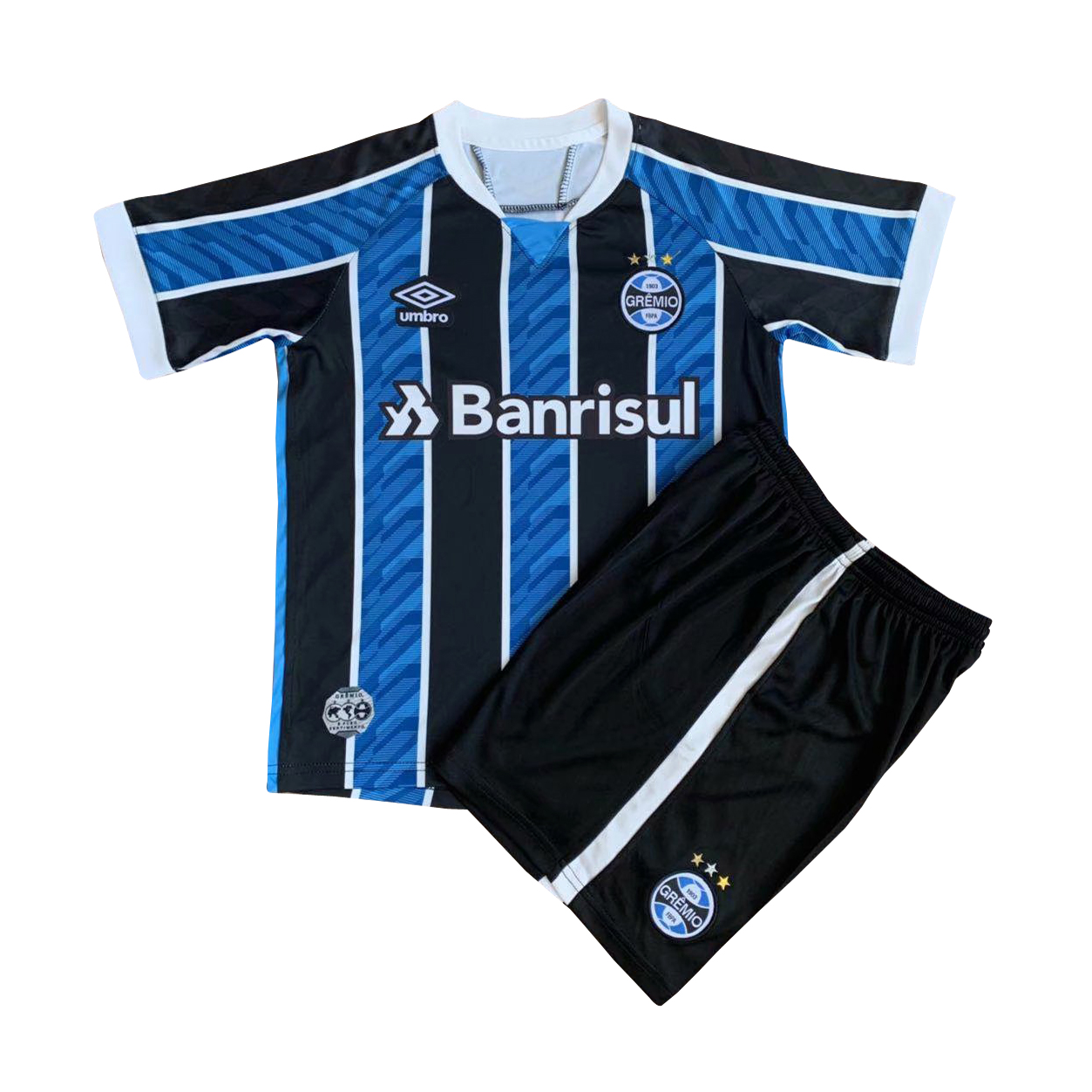 US$ 14.8 - Gremio Home Jersey Kids 2020/21 - www ...