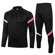 Mens Korea Training Suit Black 2020/21
