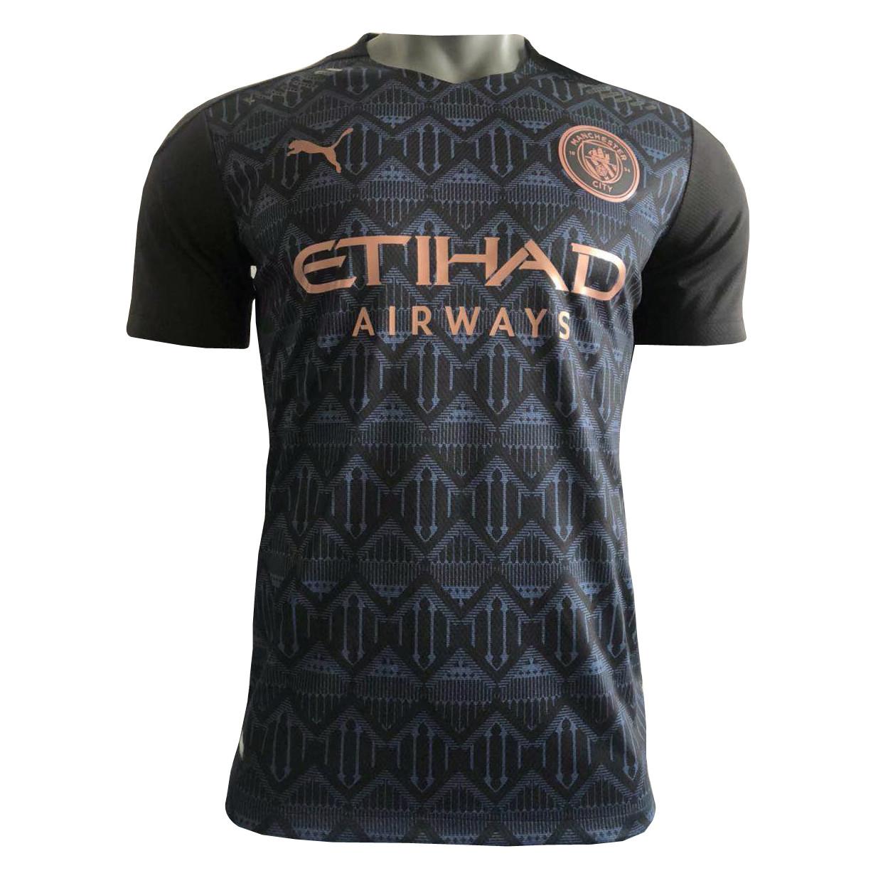 US$ 17.8 - Manchester City Away Jersey Mens 2020/21 ...