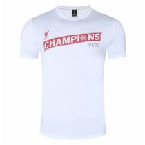 Mens Liverpool 1920 Premier League Champions T-Shirt White