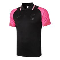 Mens Korea Polo Shirt Black 2020/21