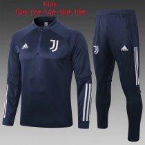Kids Juventus Training Suit Navy 2020/21