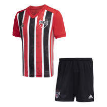 Sao Paulo FC Away Jersey Kids 2020/21