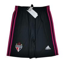 Sao Paulo FC Away Shorts Mens 2020/21
