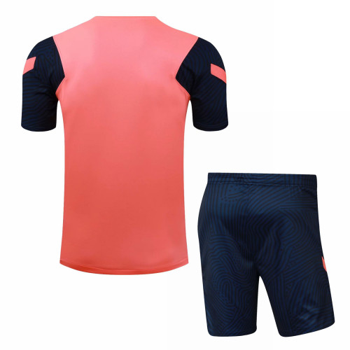 Us 25 8 Mens Tottenham Hotspur Short Training Suit Pink 2020 21 M Fcsoccerworld Com