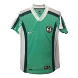 Nigeria Retro Home Jersey Mens 1998
